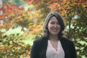 Katie Potts, dietitian